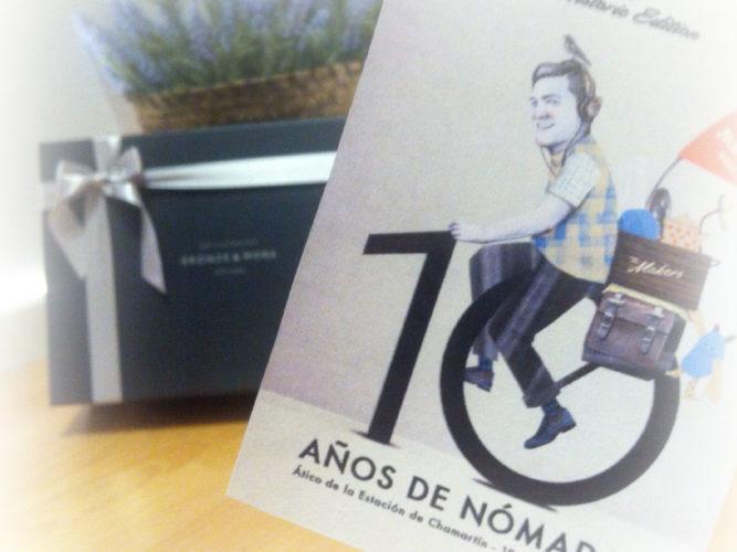 Eventos Bronze & Mora aceite de oliva virgen extra nomada market regalo gourmet