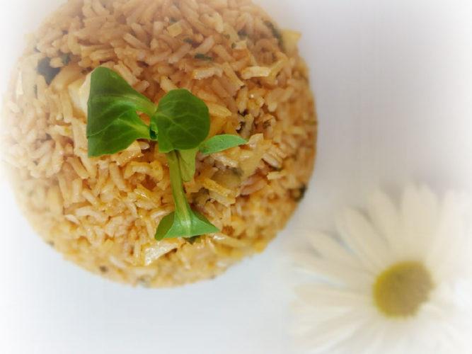 Receta arroz con bacalao Bronze & Mora el mejor aceite de oliva virgen extra para regalar regalo gourmet