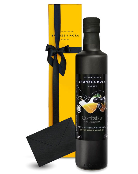 botella-y-estuche-cornicabra-aceite-de-oliva-virgen-extra-para-regalar-regalo-gourmet-bronze-y-mora