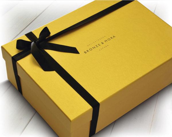 Cesta regalo Chamois - regalo gourmet para preparar una pasta deliciosa