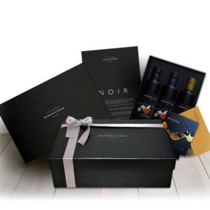 cesta-para-regalar-noir-bronze-mora-aceite-de-oliva-para-regalar-regalo-gourmet-empresa-cesta-navidad