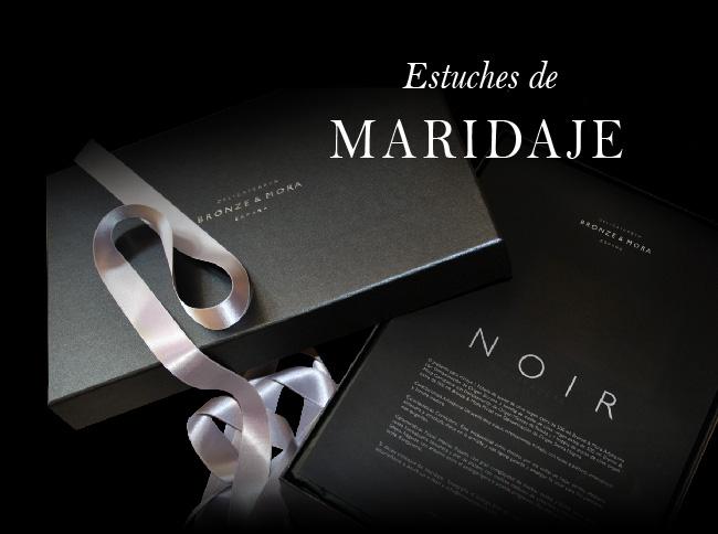 Estuches de regalo Bronze y Mora ideales como regalo gourmet, regalo de empresa, regalo personalizable y cesta navidad