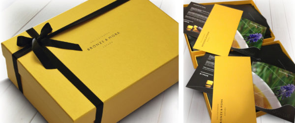 Estuches de maridaje Bronze & Mora regalo gourmet aceite para regalar regalo empresa regalo cumpleanos oleoteca gourmet