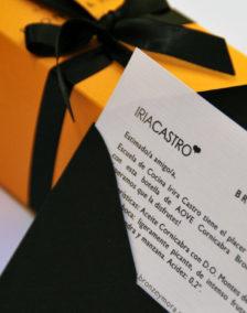 Aceite de oliva virgen extra Bronze y Mora ideal como regalo gourmet y como regalo personalizable