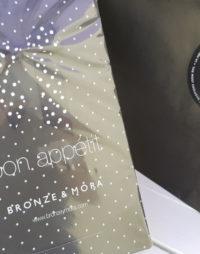 Estuche regalo Bon Appetit Bronze y Mora aceite de oliva virgen extra lomo iberico queso manchego ideal como regalo gourmet, regalo personalizable, cesta de Navidad, regalo de empresa y aceite para regalar con oleoteca en Madrid