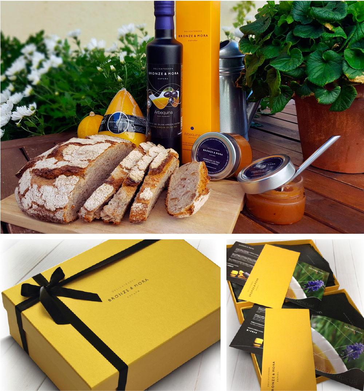 Un regalo para mi madre-cesta-gourmet-fume-poire-bronze-y-mora