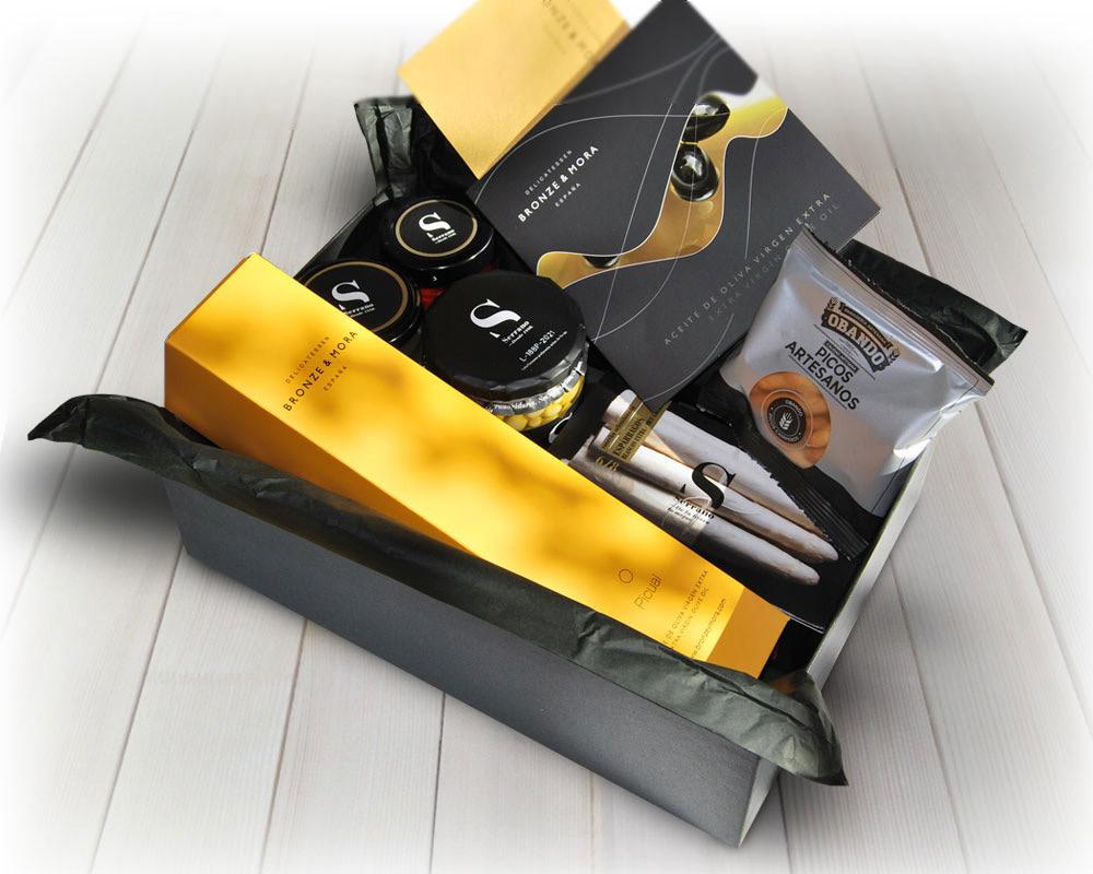 cesta-regalo-du-verger-aceite-de-oliva-virgen-extra-para-regalar-regalo-gourmet-empresa